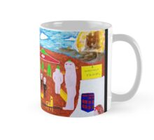 The Land Where Everybody Goes Mug