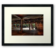 Lower Michigan Avenue Framed Print