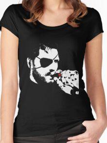 Alternate Big Boss Women's Fitted Scoop T-Shirt