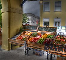 French Market, New Orleans by Matt Erickson