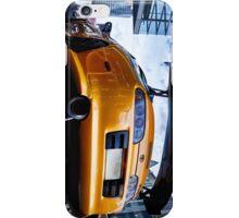 TOYOTA SUPRA - Pimped street car racer Back iPhone Case/Skin
