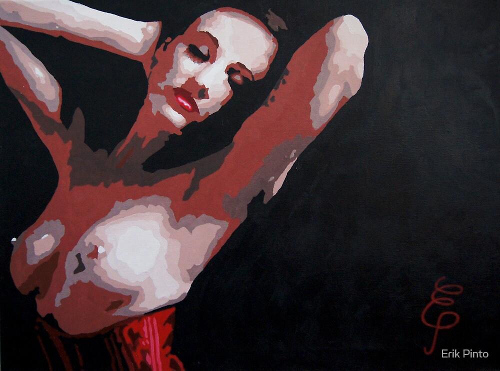 Dita von Teese by Erik Pinto