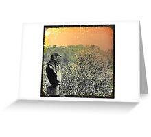 Final Journey Greeting Card