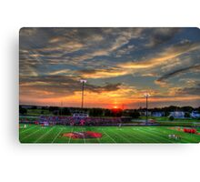 Friday Night Lights Canvas Print
