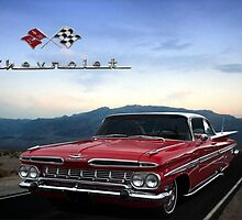 1959 Chevrolet Impala by TeeMack