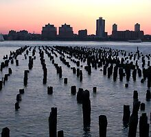 Hudson Sunset by johnproestakes