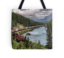 Canadian Pacific Railroad Tote Bag