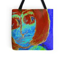 Feeling BLUE and Totally Frustrated Tote Bag