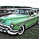 1953 Oldsmobile - Cruise Night - Oakland Beach - RI by Jack McCabe