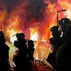 London Riots 2011 by Florian Herrmann