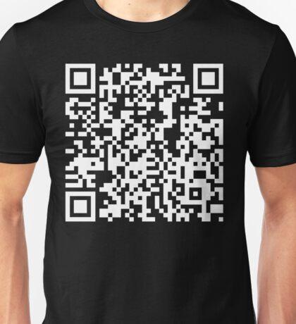Lighthouse Project QR Code Unisex T-Shirt
