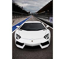Lamborghini Aventador LP700-4 Photographic Print
