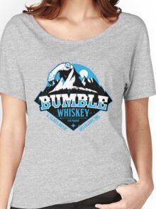 S. Claus Distillery - Bumble Whiskey Women's Relaxed Fit T-Shirt