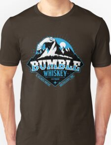 S. Claus Distillery - Bumble Whiskey Unisex T-Shirt
