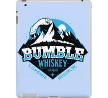 S. Claus Distillery - Bumble Whiskey iPad Case/Skin