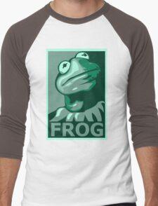 FROG Men's Baseball ¾ T-Shirt