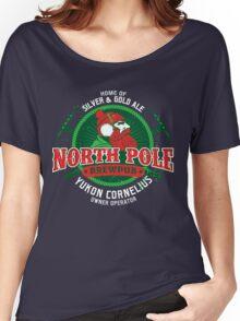 Yukon Cornelius North Pole Brewpub Women's Relaxed Fit T-Shirt