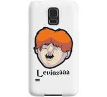 Wingardium Leviosa Ron Weasley Samsung Galaxy Case/Skin