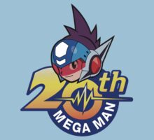 Megaman 20th Anniversary by BerryRare