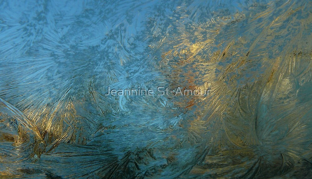 The gold rush by Jeannine St-Amour