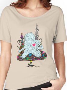 Hookah Monster Women's Relaxed Fit T-Shirt