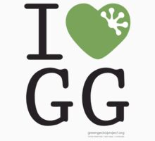 I love GG Kids Tee