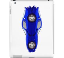 DODGE TRANSFORMER Spaceship iPad Case/Skin