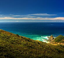Cape Reinga by Luke Thurlby