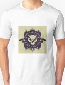 Creative Devil retro pattern Unisex T-Shirt