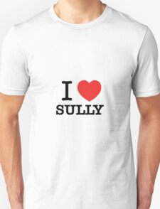 I Love SULLY T-Shirt
