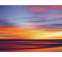 Shimmering Shore Photographic Print