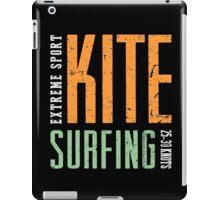 Extreme Sport Kitesurfing Art16c iPad Case/Skin