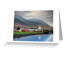 BLENNERVILLE CO. KERRY  Greeting Card