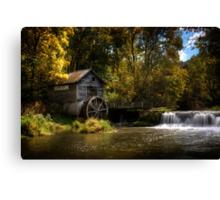 Autumn Whisper Canvas Print