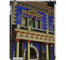 Northern Lights - Royal Blue iPad Case/Skin