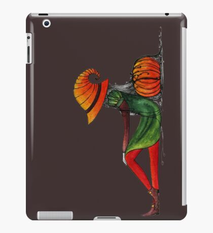 Halloween Girl iPad Case/Skin