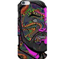 Psychedelic krieger iPhone Case/Skin