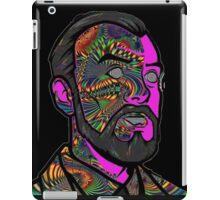Psychedelic krieger iPad Case/Skin