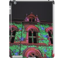 Northern Lights - Grape Vines iPad Case/Skin