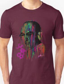 Albert Hoffman LSD Portrait Unisex T-Shirt