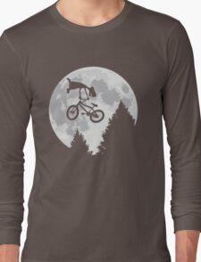 Cool E.T. Long Sleeve T-Shirt