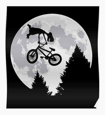 Cool E.T. Poster