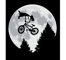 Cool E.T. Photographic Print