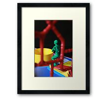 Mouse Trap Framed Print