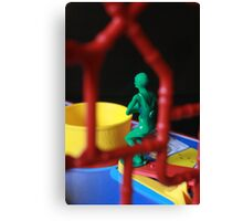 Mouse Trap Canvas Print
