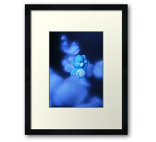 Sleepy Bear Framed Print