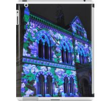 Northern Lights - Lavender Front iPad Case/Skin