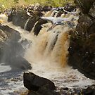 Rogie Falls by Vicki Spindler (VHS Photography)