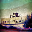 Airport detail by Ale Di Gangi