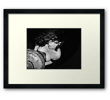 Loose Cannon Framed Print